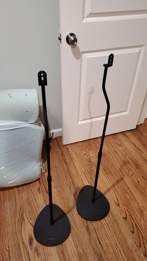 Stanus speaker stands for Sale in Dublin, CA