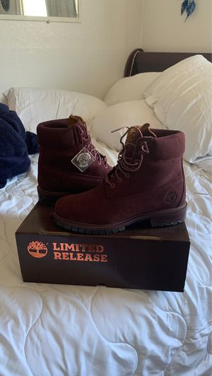 Timberland boots limited release for Sale in San Jose, CA