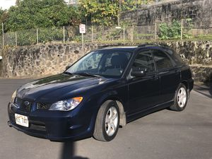 Subaru Impreza 2006 Blue for Sale in Honolulu, HI