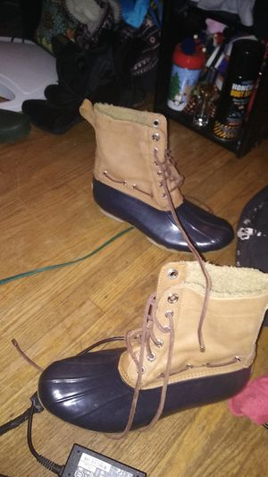 Sperry boots for Sale in West Seneca, NY