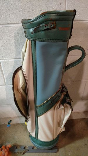 Vintage golf bag for Sale in Appomattox, VA