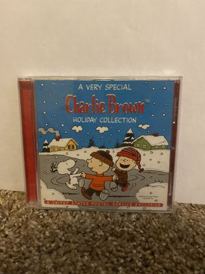 Charlie Brown Holiday Collection CD Vintage USPS Exclusive for Sale in LOS RNCHS ABQ, NM