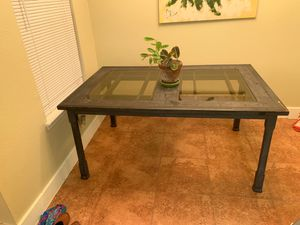 Large dining table for Sale in Austin, TX