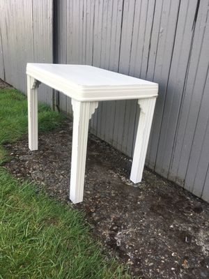 Bench/side table/coffee table for Sale in Puyallup, WA