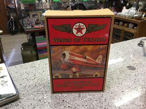 Texaco diecast plane 1930 for Sale in Bristol, PA
