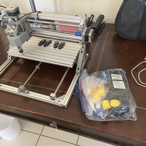 3018 Mini CNC Machine for Sale in Fort Lauderdale, FL