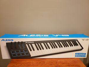 Alesis V49-key USB MIDI Keyboard Controller for Sale in Minneapolis, MN