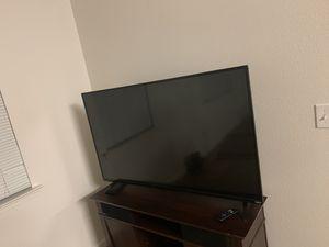 "55"" Vizio smart tv for Sale in Colorado Springs, CO"