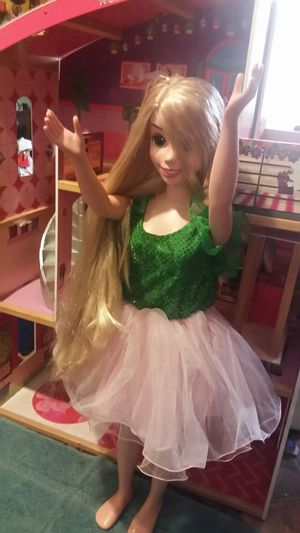 Rapunzel big doll for Sale in Cary, NC