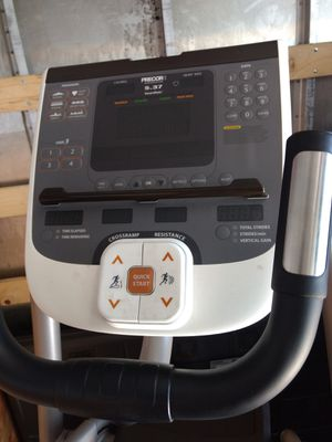 Precor elliptical machine for Sale in Los Angeles, CA