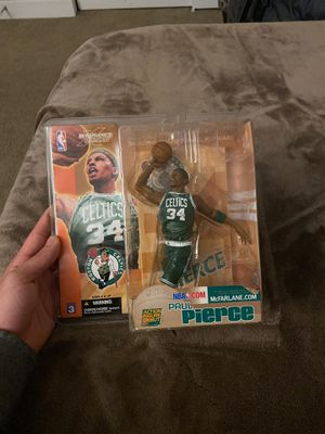 Paul Pierce Boston Celtics collectibles action figure UNOPEN for Sale in Tualatin, OR