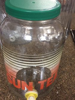 Sun Tea Dispenser for Sale in Tempe,  AZ