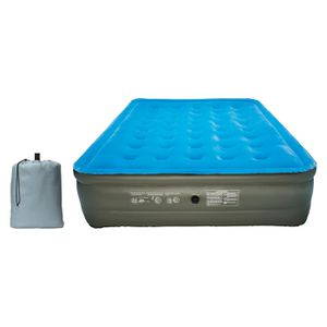 EMBARK flocked Queen Air Mattress for Sale in San Francisco, CA