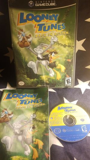 Looney Tunes: Back In Action (Gamecube) for Sale in Houston, TX