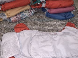 Cloth diapers Reusable for Sale in West Palm Beach,  FL