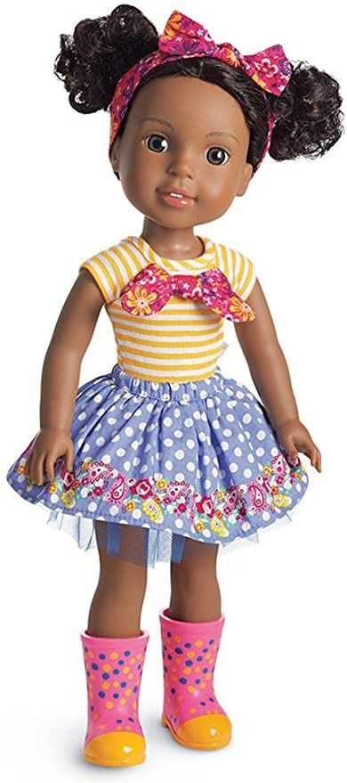 American Doll WellieWishers Kendall Doll