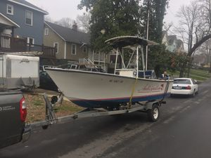 DOWNEASTER CENTER CONSOLE BOAT for Sale in Charlotte, NC