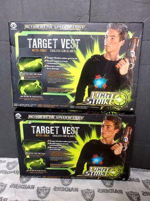Target Best Light Strike Gun Toy for Sale in Santa Ana, CA