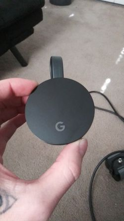 Chromecast 4k for Sale in Frederick,  MD