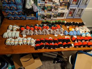 """TSUM TSUM Disney 3.5"""" plush toys for Sale in Holtsville, NY"""