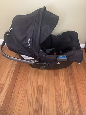 NUNA PIPA BABY CAR SEAT WITH BASE for Sale in Bellflower, CA