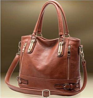 Women Fashion Leather Luxury Messanger Shoulder Bag for Sale in Fairfield, IA
