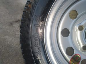 Tires for small trailer for Sale in Las Vegas, NV