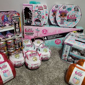 LOL Surprise - Bubbly, Pet, Amazing, OMG, OOTD for Sale in Gilbert, AZ
