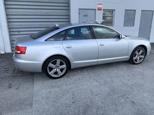 2008 Audi A6 Quattro S-Line 3.2l for Sale in Miami, FL