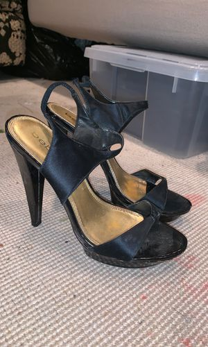Bebe 4-inch Heels Black Women's Size 10* for Sale in Tiburon, CA