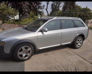 03 Audi allroad 2.7t for Sale in Stockton, CA