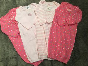 4 Girls Slipping Swaddlers !!! for Sale in Los Angeles, CA