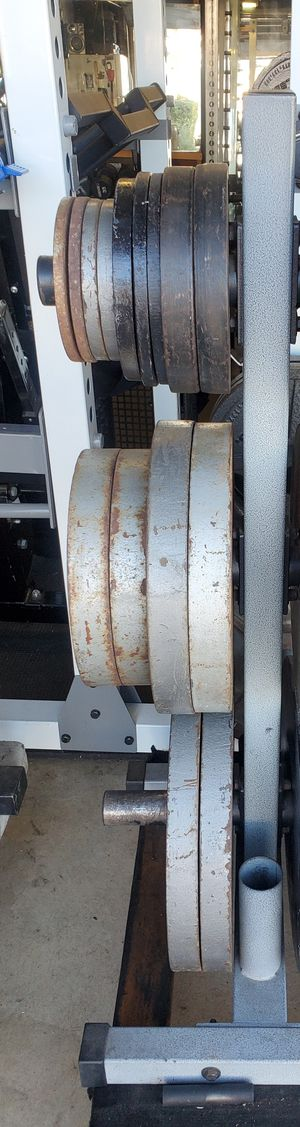 OLYMPIC WEIGHTS 255 LBS for Sale in Ontario, CA