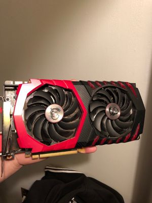 MSi Geforce GTX 1070 for Sale in Fairmont, WV