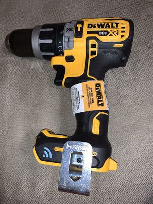 DEWALT TOOL CONNECT 2 SPEED HAMMER DRILL ( TOOL ONLY) NO BATTERY NO CHARGER for Sale in Dallas, TX