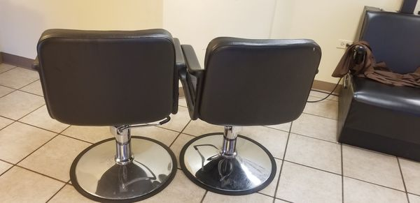 Styling chairs 2 available