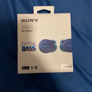 Sony Extra Bass Earbuds for Sale in Ruskin, FL