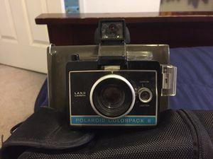 Vintage Polaroid camera for Sale in Murrieta, CA