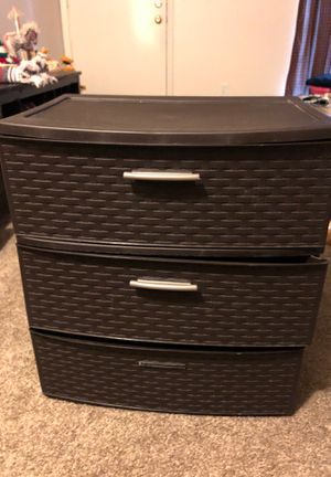 3 Drawer Organizer Dresser for Sale in Tempe, AZ