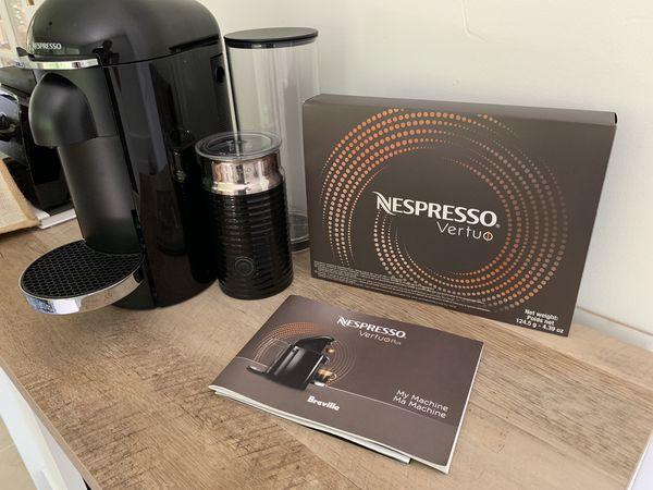NEW- Nespresso Automatic Coffee Espresso Maker