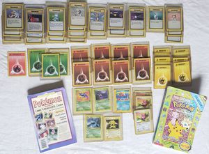 Pokemon Base Unlimited 1st & 2nd Edition Cards for Sale in Calvin, WV