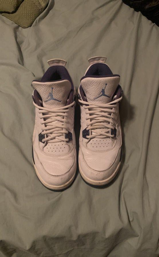 Retro 4 Jordan's