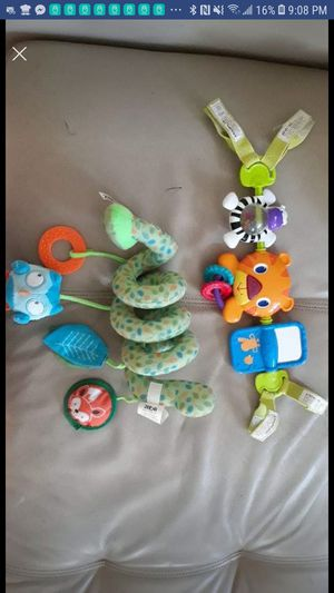 Infant car seat toys for Sale in Washington, DC