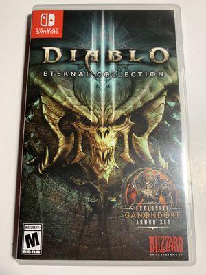 Diablo 3 Eternal Collection for Sale in Clovis, CA