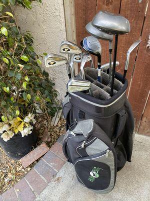 Golf club set with bag for Sale in Cerritos, CA
