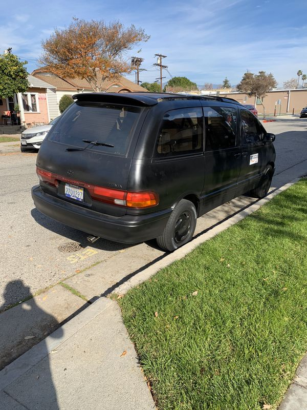 1992 Toyota Previa Clean runs clean