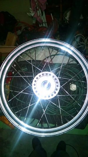 Motorcycle rim for Sale in Pittsburgh, PA