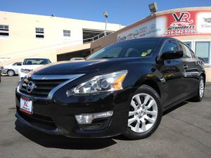 2013 NISSAN ALTIMA 2.5 S for Sale in San Diego, CA