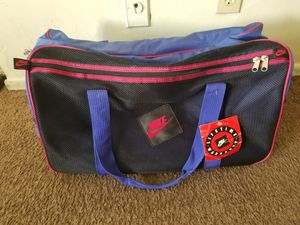Vintage Nike Duffle Gym Bag Brand New Deadstock for Sale in Los Angeles, CA