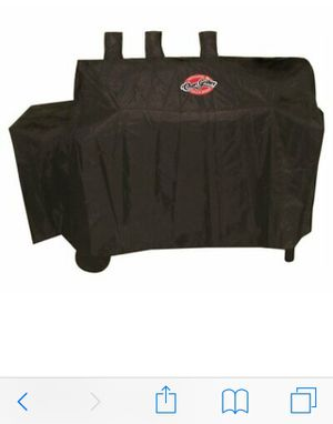 Char-Griller 8080 Dual Fuel Grill Cover for Sale in Orlando, FL